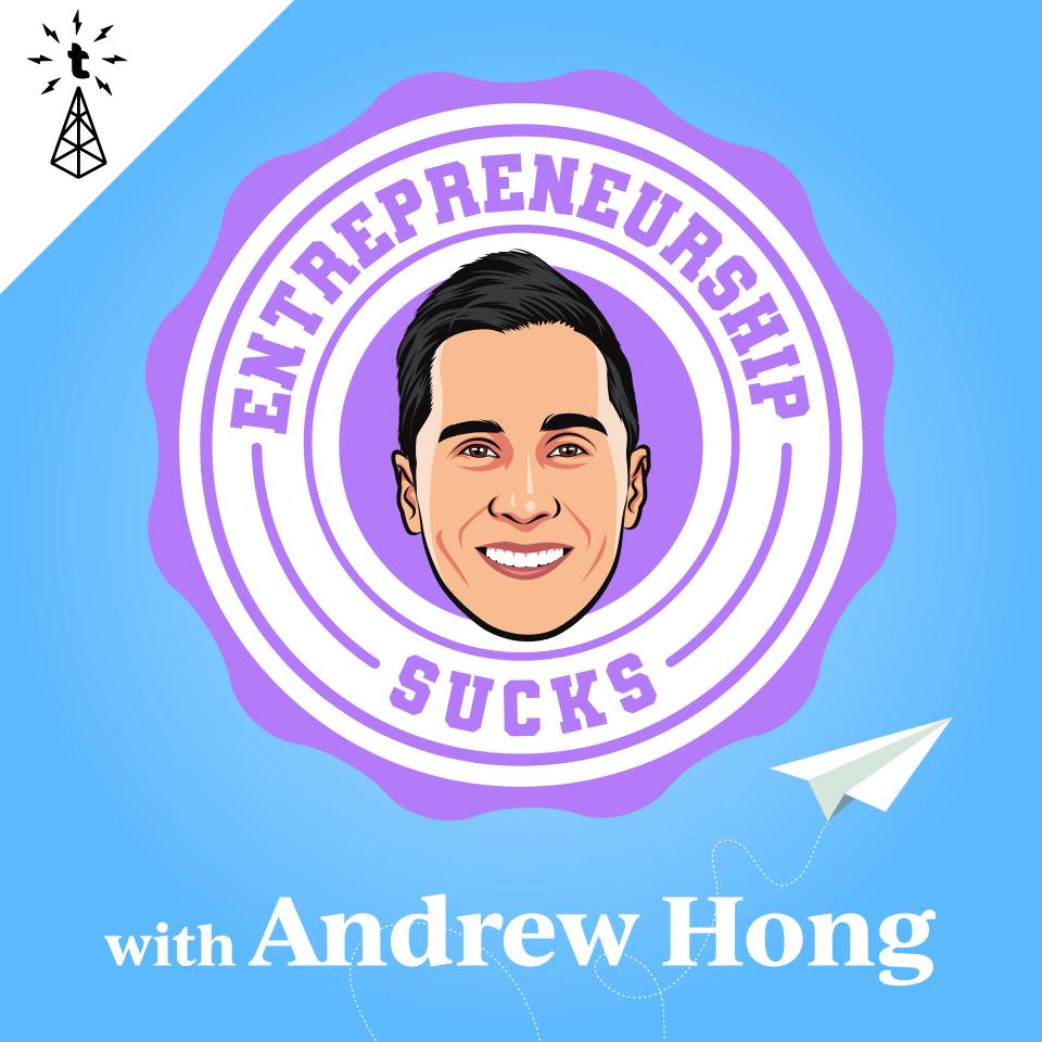 Entrepreneurship_Sucks_cover_art